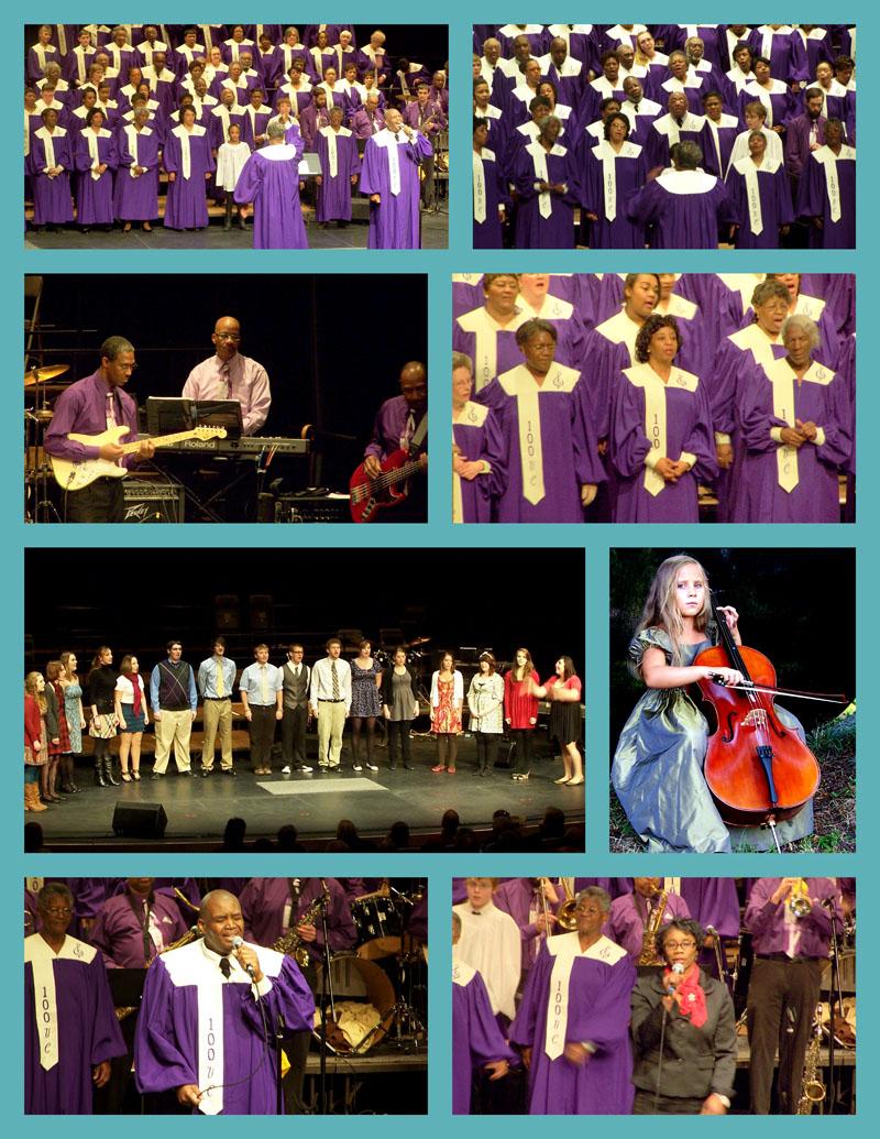 100 Voice Choir