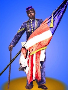 William Carney, a USCT Veteran and recipient of a Medal of Honor