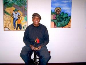 Alan Johnson's Art Show