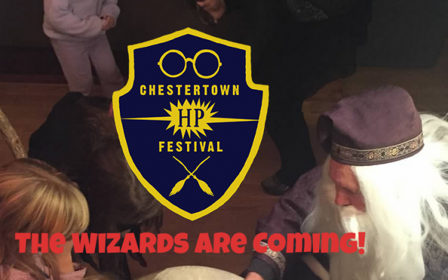 The Chestertown Harry Potter Festival Returns! September 30 – October […]